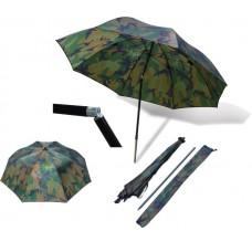 dáždnik Zebco Umbrella, 2.20m camou