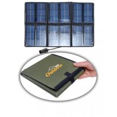 Outdoor Solar Panel 12W/12V, Zebco