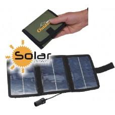 Outdoor Solar Panel 4W/12V, Zebco