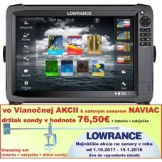 lowrance HDS12 GEN3 bez sondy