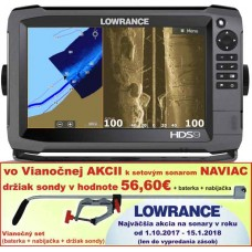 lowrance HDS9 GEN3 bez sondy