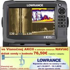 lowrance HDS7 GEN3 bez sondy