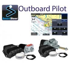 AutoPilot pre čln so spaľovacím motorom