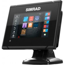 Dotykový sonar SIMRAD GO5 Chirp/DSI (60°/120°a 30/55°)