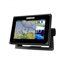 Dotykový SIMRAD GO7 TotalScan 60°/120°,30°/55°,180°