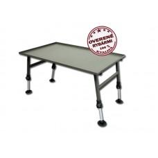 Veľký stolík do bivaku  XXXL D80 x Š50 x V33-50cm