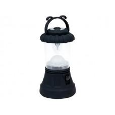 Camping rybárska lampa 11 LED okruhlá