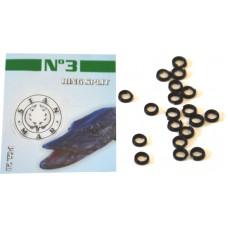 Krúžok mini 3mm cena sáčok/20 ks