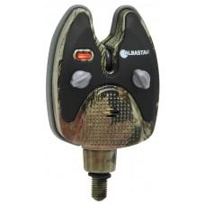 Elektronický signalizátor so zabudovaným akumulátor