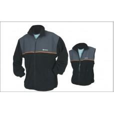 Albastar, oblečenie fleece bunda M