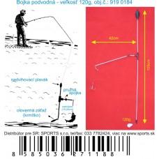 Podvodná bójka 120g/105cm/42cm