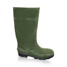 čižmy Bart 915 zelené