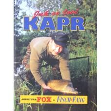 knižka Jak se loví kapr