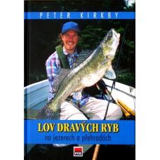 Lov dravých rýb, knižka