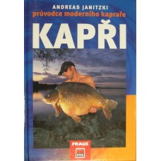 knižka Kapry-Sprievodca moderného kaprára