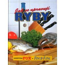 Jak se upravují ryby, knižka