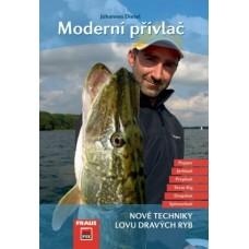 knižka Moderní přívlač - Nové techniky lovu dravých