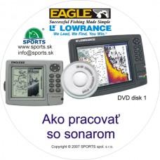 DVD Ako pracovať so sonarom